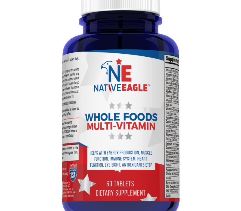 Whole Foods Multi-Vitamin